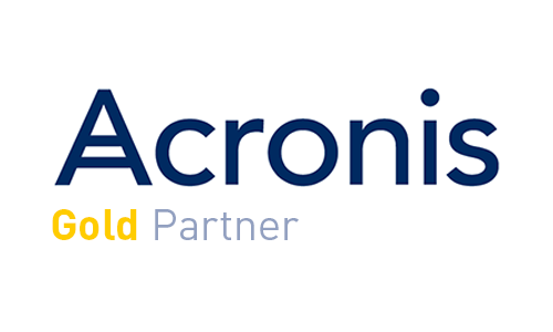 Acronis Gold Partner